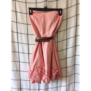 AKIRA Dresses & Skirts - AKIRA // Sweetheart Strapless Dress