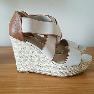 Mossimo Supply Co Shoes - Wedges | NWOT