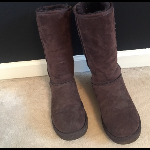 90fde704287 Chocolate Brown Uggs Tall | MIT Hillel
