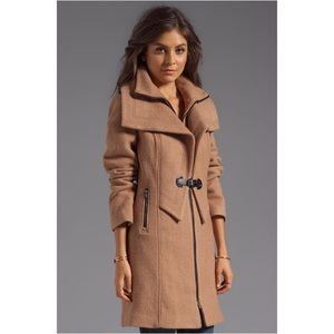 5bdf68b2605 Soia   Kyo Jackets   Coats - Soia Kyo Camel long wool coat fiala - new