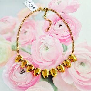 J. Crew Jewelry - 💥 FLASH 💥 J. Crew Teardrop gemstone necklace