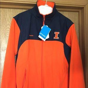 NWT Fleece Jacket, Size XL