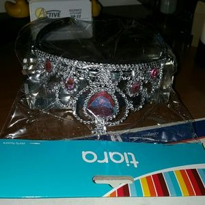 Other - girls tiara nice for any occasion plastic!