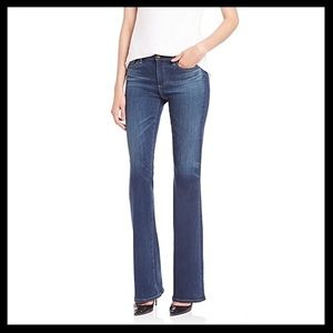 AG Mid-Rise Angel Bootcut Jeans