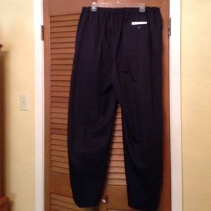 Re-Posh - Black Slacks with elastic waistband