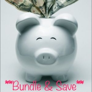 Other - LOVE  to BUNDLE!! Bundle and save!!