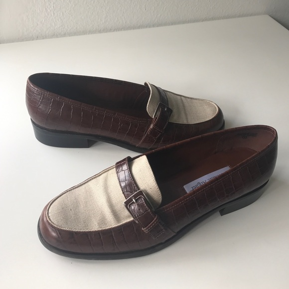 Etienne Aigner Shoes - Leather loafers