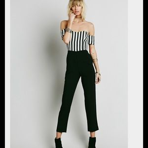 Line & Dot Pants - Line and Dot Jumpsuit Free People