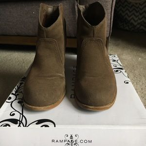 Rampage Shoes - Rampage Wonko Ankle Boots