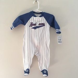 Carter's Other - Cater's Baby Boy Footed Onesie