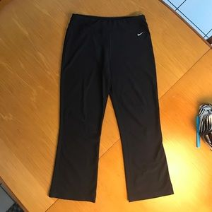 Nike Pants - NIKE Black Leggins