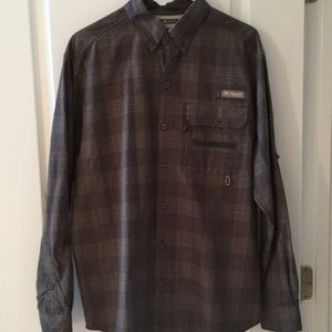 Columbia Other - Men's button down shirt