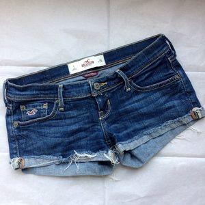 Hollister Pants - Hollister Denim Short Shorts