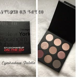 Make Up On The Go Other - STUDIO-ON-THE-GO Eyeshadow Palette