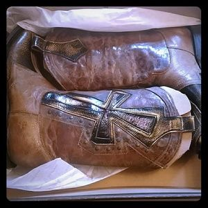 Stetson Shoes - NWT in box Ladies Stetson handmade boot!