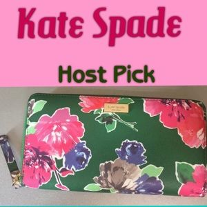 Kate Spade Wallet HOST PICK!!