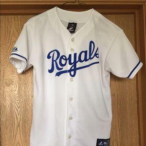 Majestic Other - Kansas City Royals Jersey, Size L