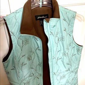 Eddie Bauer Jackets & Blazers - Women's Eddie Bauer Medium Vest NWOT