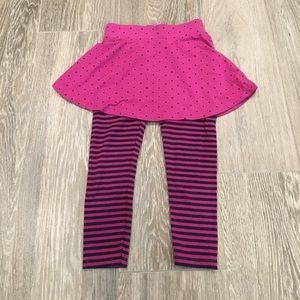 Tucker + Tate Other - Tucker + Tate Skirt with Built in Leggings
