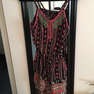 fun & flirt Pants - Romper. Worn once