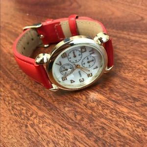 Nordstrom Accessories - Nordstrom red watch