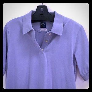 Callaway Tops - Callaway golf shirt