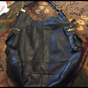 Linea pelle hand bag