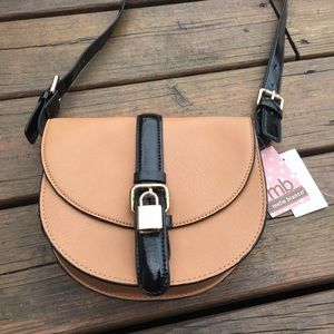 Melie Bianco Handbags - Melie Bianco NWT Gold Accents