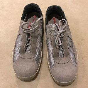 Prada sneakers 38 1/2