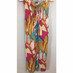 Simply Be Dresses & Skirts - Strapless plus size maxi dress size 28