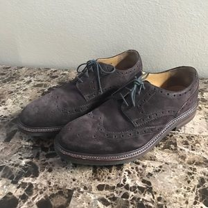 Florsheim Other - NWOT - FLORSHEIM Suede Shoes