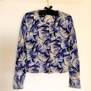 Boss Black Sweaters - Hugo Boss cardigan. Amazing pattern!!