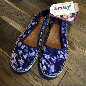 """Reef Shoes - NWT Reef Bella Costas """"Sunsoaked"""""""