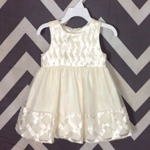 American Princess Other - Cream Color Dress - 24 Months
