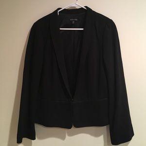 Eileen Fisher Jackets & Blazers - Eileen Fisher Black Blazer
