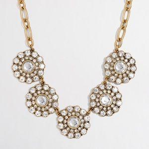 J. Crew Jewelry - J Crew Layered Circle Necklace