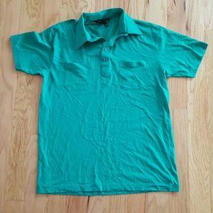 Van Heusen Other - **FINAL PRICE** NWOT Van Huesen Green Shirt