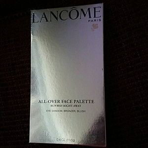 Lancome Other - All over face pallet NWT and in original box.