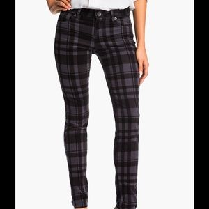 Kut from the Kloth Pants - KUT from the Kloth Plaid Pants