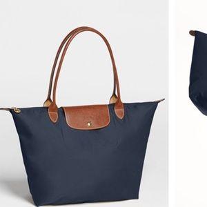 Longchamp Handbags - Longchamp Le Pliage large tote