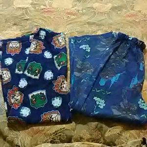 Lego Other - Boys sz 8 pajama pants bundle