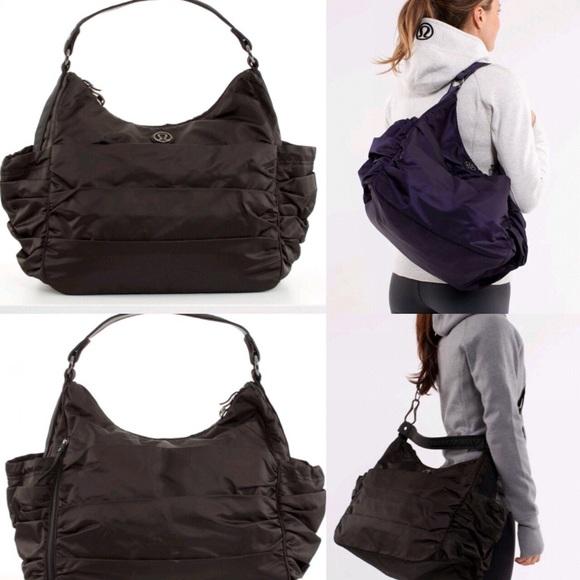 a5a50b572341 lululemon athletica Handbags - Lululemon Arabesque Workout   Diaper Bag