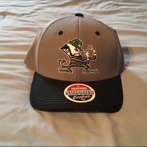 Zephyr Other - Norte Dame Fighting Irish SnapBack Hat