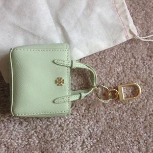 Tory burch purse key fob Robinson