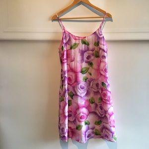 Nordstrom Dresses & Skirts - Savvy floral print slip dress