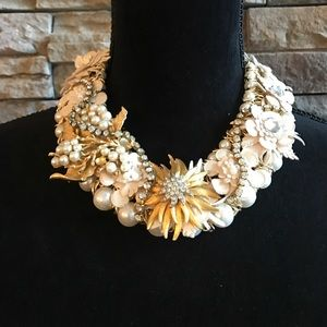 Say yes to the rest Jewelry - NWT bridal necklace