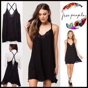 Free People Dresses & Skirts - ❗️1-HOUR SALE❗️FREE PEOPLE SLIP DRESS