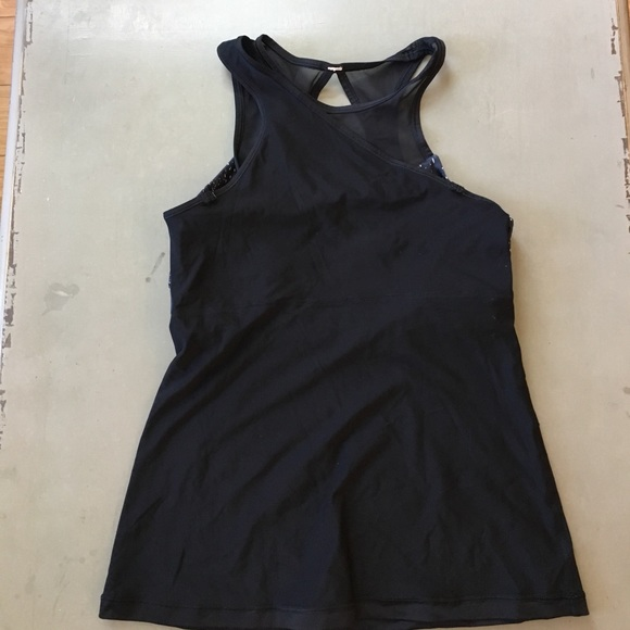 lululemon athletica Tops - Lululemon Tank with Built in Bra