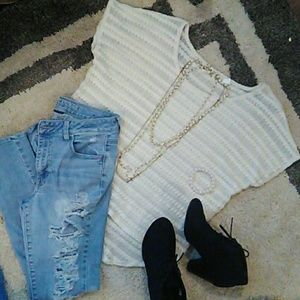 Threads 4 Thought Tops - 4 for $20(Threads 4 Thought)High End hi/lo tunic