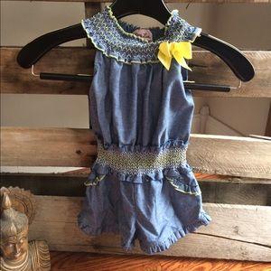 Little Lass Other - Little lass outfit 2T EUC